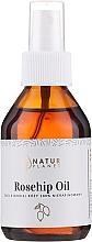Voňavky, Parfémy, kozmetika Šípkový olej, nerafinovaný - Natur Planet Rosehip Oil 100%