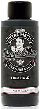 Voňavky, Parfémy, kozmetika Stylingový púder na vlasy - Dapper Dan Ultra Matte Texture Dust