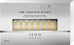 Voňavky, Parfémy, kozmetika Lotion na stimuláciu rastu vlasov pre žien 1900 - Labo Crescina Hair Follicular Island 1900 Woman