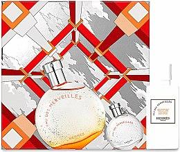 Voňavky, Parfémy, kozmetika Hermes Eau Des Merveilles - Sada (edt/50ml + edt/7.5ml + b/lot/40ml)