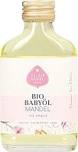 Voňavky, Parfémy, kozmetika Organický mandľový olej pre deti - Eliah Sahil Organic Almond Baby Oil