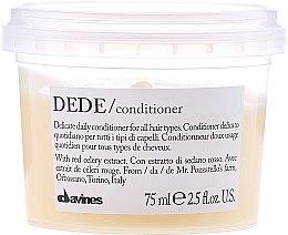 Voňavky, Parfémy, kozmetika Jemný kondicionér - Davines Essential Haircare Dede Delicate Air Conditioning