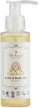 Voňavky, Parfémy, kozmetika Detský telový a kúpeľový olej - Lille Kanin Bath & Baby Oil