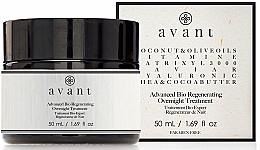 Voňavky, Parfémy, kozmetika Regeneračný nočný krém na tvár - Avant Advanced Bio Regenerating Overnight Treatment