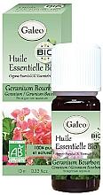 Voňavky, Parfémy, kozmetika Organický éterický olej  Geranium Bourbon - Galeo Organic Essential Oil Geranium Bourbon