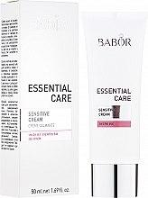 Voňavky, Parfémy, kozmetika Krém pre citlivú pokožku - Babor Essential Care Sensitive Cream