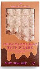 """Voňavky, Parfémy, kozmetika Vaňová bomba - I Heart Revolution Chocolate Bar Bath Fizzer """"Chocolate"""""""