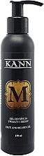Voňavky, Parfémy, kozmetika Gél na tvár a bradu - Kann Face And Beard Gel