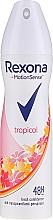 """Voňavky, Parfémy, kozmetika Dezodorant v spreji """"Tropický"""" - Rexona Deodorant Spray Tropical"""