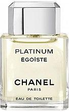 Voňavky, Parfémy, kozmetika Chanel Egoiste Platinum - Toaletná voda (Tester s vekom)