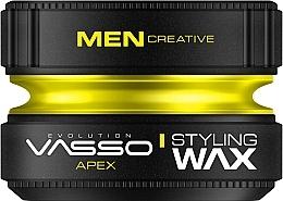 Voňavky, Parfémy, kozmetika Vosk na úpravu vlasov - Vasso Professional Hair Styling Wax Apex