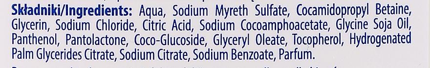 Antibakteriálne mydlo na ruky s panthenolom a ovocnou vôňou - Bambino Family Antibacterial Soap — Obrázky N3