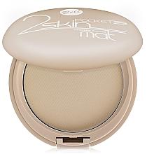 Voňavky, Parfémy, kozmetika Matný kompaktný púder - Bell 2 Skin Pocket Pressed Powder Mat