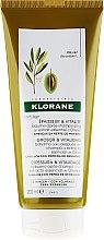 Voňavky, Parfémy, kozmetika Kondicionér na vlasy - Klorane Thickness & Vitality Conditioner With Essential Olive Extract