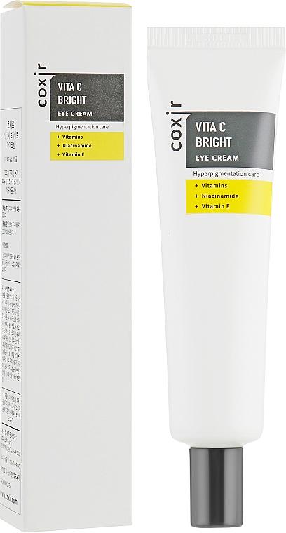 Krémpre pokožku okolo očí s vitamínmi - Coxir Vita C Bright Eye Cream