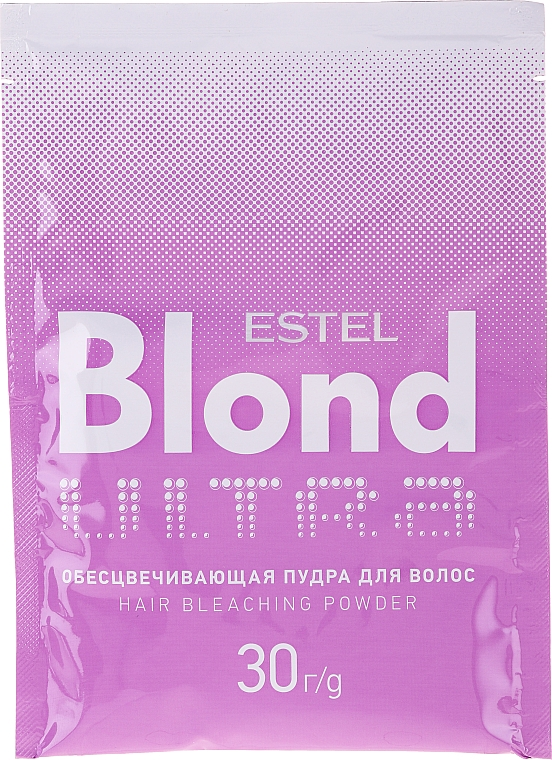 Rozjasňujúci prášok - Estel Professional Only Ultra Blond