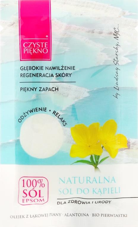 """Soľ do kúpeľa """"S olejom z kvetov"""" - Czyste Piękno — Obrázky N1"""