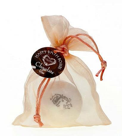 """Bomba do kúpeľa """"Čokoláda"""" - The Secret Soap Store Happy Bath Bombs Chocolate Bliss — Obrázky N1"""