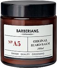 Voňavky, Parfémy, kozmetika Balzam na fúzy - Barberians. №A5 Beard Balm