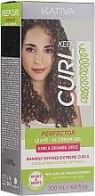 Voňavky, Parfémy, kozmetika Krémový gél na kučery - Kativa Keep Curl Superfruit Active