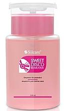 Voňavky, Parfémy, kozmetika Odlakovač - Silcare Sweet Disco Remover
