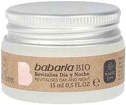 Voňavky, Parfémy, kozmetika Krém na pokožku okolo očí - Babaria Bio Revitalizes Day And Night Eye Contour
