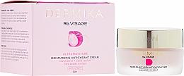 Voňavky, Parfémy, kozmetika Hydratačný antioxidačný krém 30+ - Dermika Re.Visage