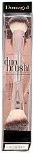 Voňavky, Parfémy, kozmetika Štetec na líčenie, 4204 - Donegal Duo Brushi