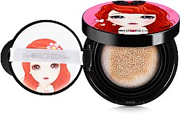 Voňavky, Parfémy, kozmetika Cushion na make-up s výmennou náplňou - The Orchid Skin Flower Smart Cushion Mochi SPF50/PA+++