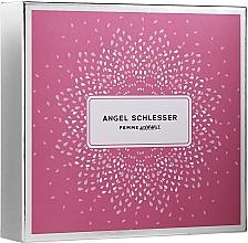 Voňavky, Parfémy, kozmetika Angel Schlesser Femme Adorable - Sada (edt/100ml + edt/15ml + b/lot/100ml)