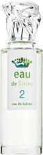 Voňavky, Parfémy, kozmetika Sisley Eau de Sisley 2 - Toaletná voda