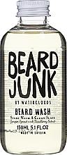 Voňavky, Parfémy, kozmetika Jemný šampón na bradu - Waterclouds Beard Junk Beard Wash