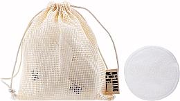 Voňavky, Parfémy, kozmetika Opätovne použiteľné bavlnené tampóny - Nothing More Originals Cotons Bambou + Filet