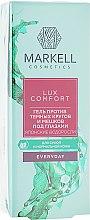 """Voňavky, Parfémy, kozmetika Gél proti tmavých kruhov pod očami """"Japonské riasy"""" - Markell Cosmetics Lux-Comfort"""
