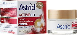 Voňavky, Parfémy, kozmetika Krém s efektom liftinga - Astrid Active Lift Lifting and Rejuvenating Day Cream SPF 10