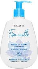 Voňavky, Parfémy, kozmetika Osviežujúci gél na intímnu hygienu - Oriflame Feminelle Refreshing Intimate Wash