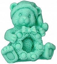 """Voňavky, Parfémy, kozmetika Prírodné mydlo """"Medveď s venčekom"""", zelené - LaQ"""