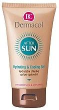 Voňavky, Parfémy, kozmetika Regeneračný a hydratačný gél po opaľovaní - Dermacol Hydrating & Cooling Gel