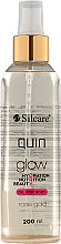 Voňavky, Parfémy, kozmetika Olej na telo - Silcare Quin Glow Dry Oil for Body Rose Gold