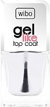 Voňavky, Parfémy, kozmetika Vrchové pokrytie - Wibo Gel Like Top Coat