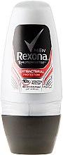"""Voňavky, Parfémy, kozmetika Guľôčkový deodorant """"Antibacterial Protection for Man"""" - Rexona Deodorant Roll"""