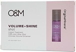 Voňavky, Parfémy, kozmetika Prípravok pre lesk a objem vlasov - Original & Mineral Volume + Shine Instant Shot Treatment