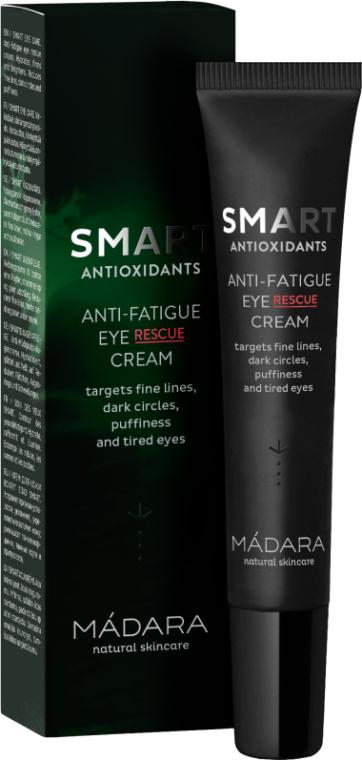 Krém pre pleť okolo očí - Madara Cosmetics Smart Antioxidants Eye Rescue Cream — Obrázky N1