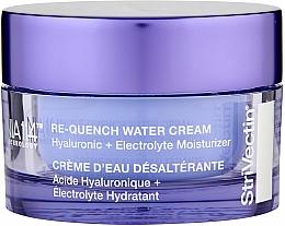 Voňavky, Parfémy, kozmetika Hydratačný aqua krém na tvár - StriVectin Advanced Hydration Re-Quench Water Cream Hyaluronic + Electrolyte Moisturizer