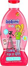 """Voňavky, Parfémy, kozmetika Šampónový gél a pena do kúpeľa """"Malá princezná"""" - Bobini"""