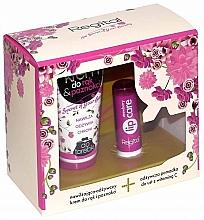 Voňavky, Parfémy, kozmetika Sada - Regital Hand & Lips (h/cr/40ml + lip/balm/4.9g)