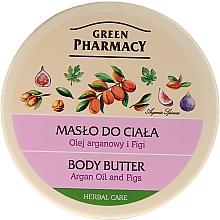 """Voňavky, Parfémy, kozmetika Krém-olej pre telo """"Argan a figy"""" - Green Pharmacy"""
