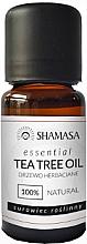 """Voňavky, Parfémy, kozmetika Esenciálny olej """"Čajovník"""" - Shamasa"""