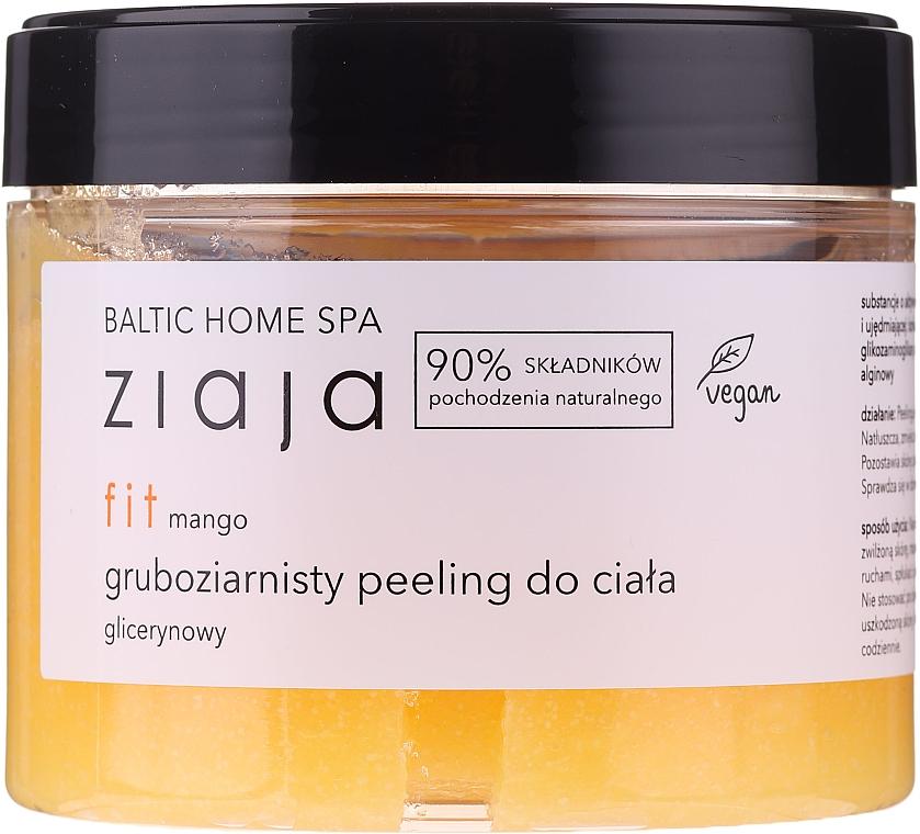 "Scrub na telo ""Mango"" - Ziaja Baltic Home SPA Body Peeling"
