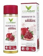 """Voňavky, Parfémy, kozmetika Regeneračný olej na telo """"Granátové jablko"""" - Cosnature Regenerating Oil Pomegranate"""